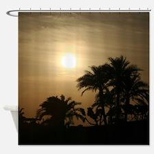 Sunset 005 Shower Curtain