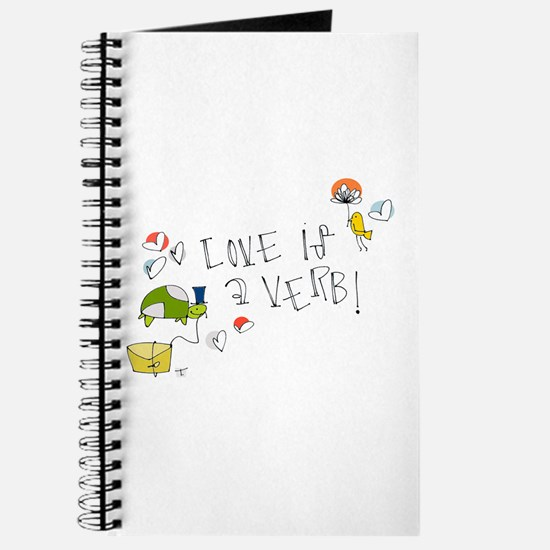 Love is a Verb Journal