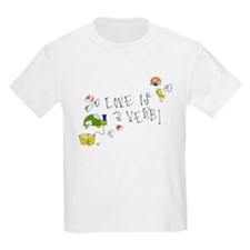 Love is a Verb T-Shirt