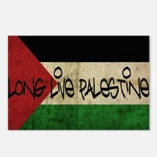 Long Live Palestine Postcards (Package of 8)