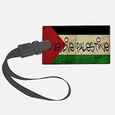 Long Live Palestine Luggage Tag
