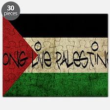 Long Live Palestine Puzzle