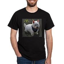 WESTIE: WANNA PLAY? T-Shirt