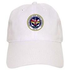 USS John F. Kennedy CV-67 Baseball Cap