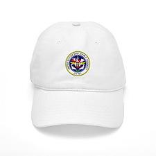 USS John F. Kennedy CV-76 Baseball Cap