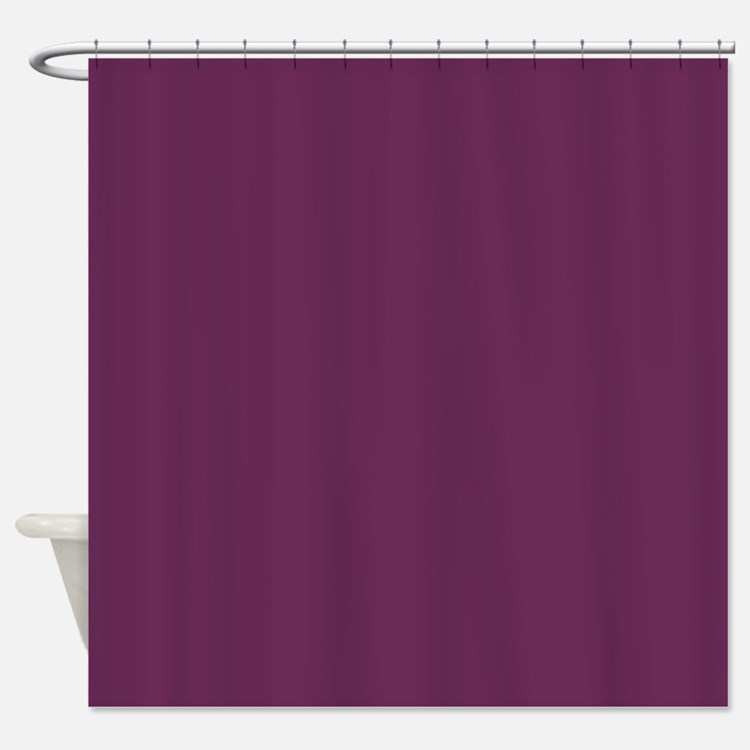 Plum Color Shower Curtains Plum Color Fabric Shower Curtain Liner