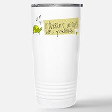 Try Gratitude Instead Travel Mug