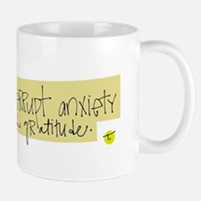 Try Gratitude Instead Mugs