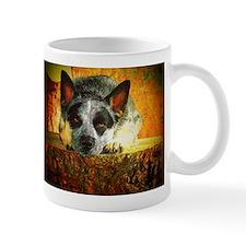 Unique Australian cattle dogs Mug