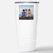 Sisters Stainless Steel Travel Mug