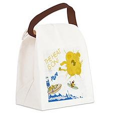 Rock'n Summer Canvas Lunch Bag