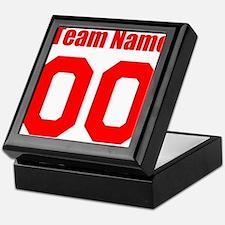 Team Keepsake Box
