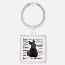 Scottie Traits Keychains