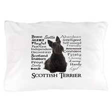 Scottie Traits Pillow Case