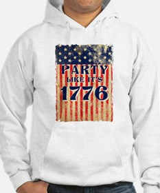 Party Like It's 1776 Hoodie