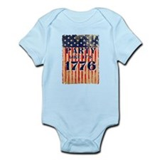 Party Like It's 1776 Infant Bodysuit