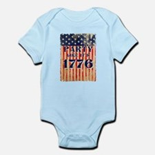 Party Like It's 1776 Infant Bodysuit