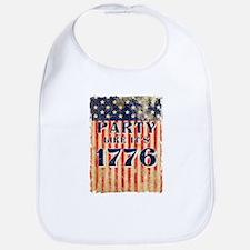 Party Like It's 1776 Bib