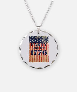 Party Like It's 1776 Necklace