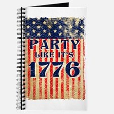 Party Like It's 1776 Journal
