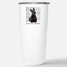 Scottie Traits Travel Mug