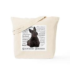 Scottie Traits Tote Bag