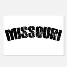 Missouri -01 Postcards (Package of 8)