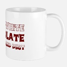 Chocolate Diet Mug