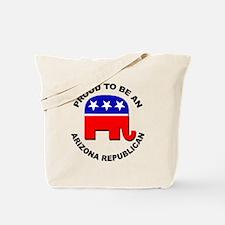 Proud Arizona Republican Tote Bag