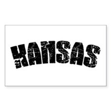 Kansas -01 Decal