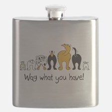 Wag What You Have Flask