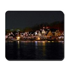 Light Houses in Philly Mousepad
