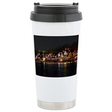 Light Houses in Philly Travel Mug