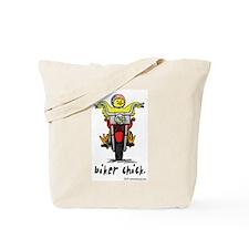 Biker Chick Gear Tote Bag