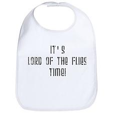 It's Lord Of The Flies Time! Bib