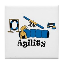 Agility Tile Coaster