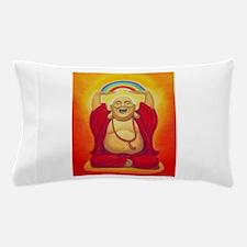 Big Happy Buddha Pillow Case