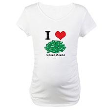 I Heart (Love) Green Beans Shirt