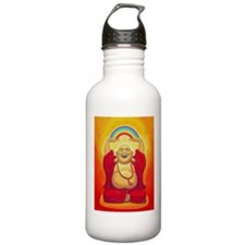 Big Happy Buddha Water Bottle