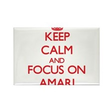 Keep Calm and focus on Amari Magnets