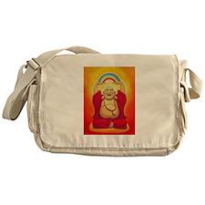 Big Happy Buddha Messenger Bag