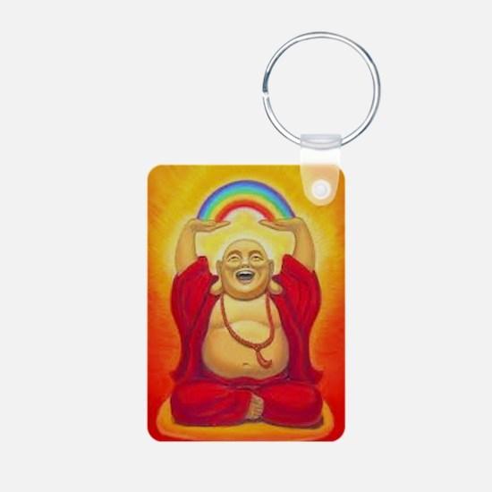 Big Happy Buddha Keychains