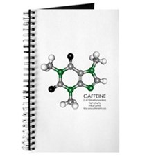 Caffeine Molecule Journal