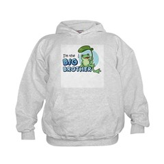 Big Brother Frog Hoodie