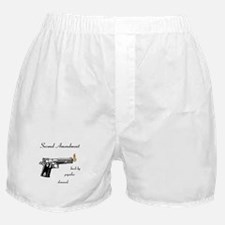second amendment Boxer Shorts