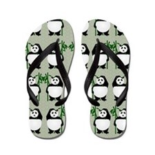Pandapanda Flip Flops