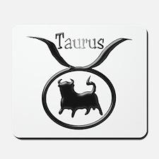 Star Sign Taurus Mousepad