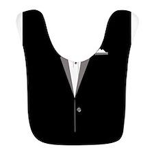 Tuxedo Art Bib