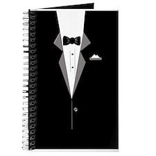 Tuxedo Art Journal