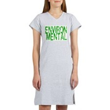 Environ-mental Women's Nightshirt